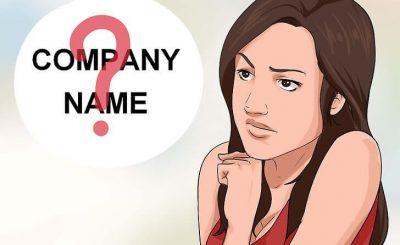 comapny name