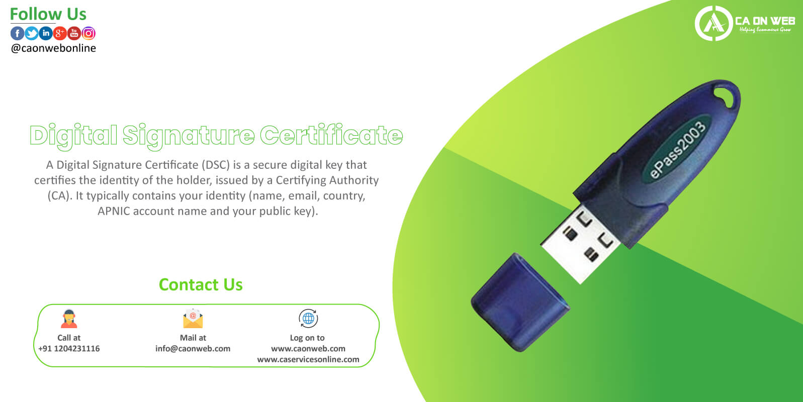 Digital-Signature-Certificate