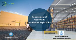 Godown and Warehouse in India