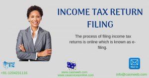 INCOME-TAX-RETURN-FILING