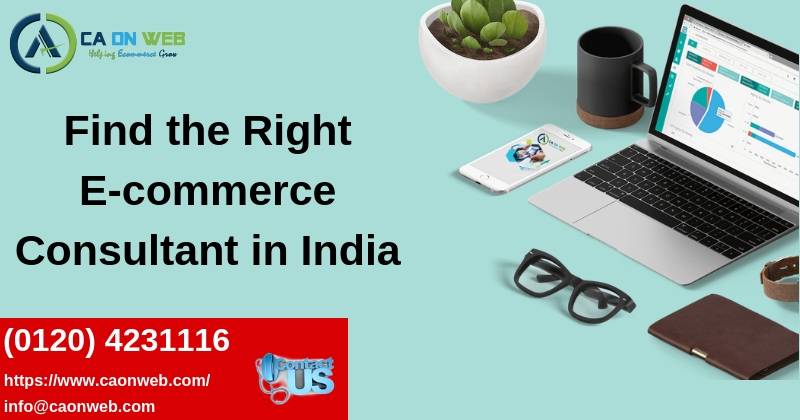 Find the Right E-commerce Consultant in India