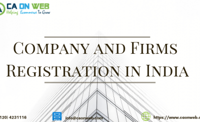 Company and Firms Registration in India
