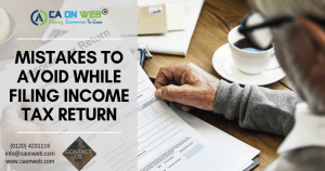 MISTAKES TO AVOID WHILE FILING INCOME TAX RETURN (1) (1)