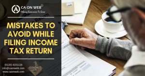 Filing Income Tax Returns – Common Mistakes