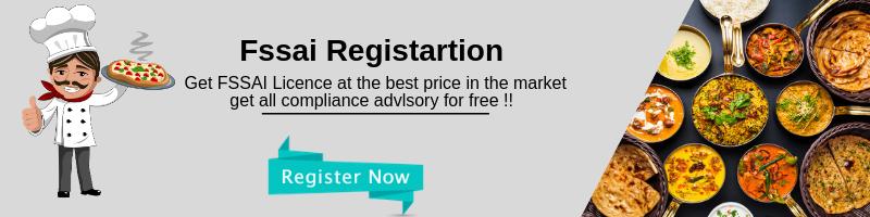 FSSAI Registration | Food Licence