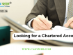 Looking for a Chartered Accountant