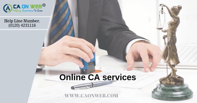 Online CA,CS Services