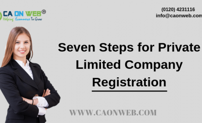 Seven Steps for Private Limited Company Registration