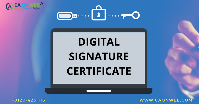 Know all about Digital Signature Certificate