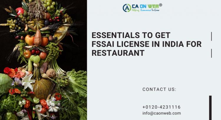 FSSAI License in India