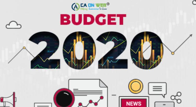 Highlights of Budget 2020