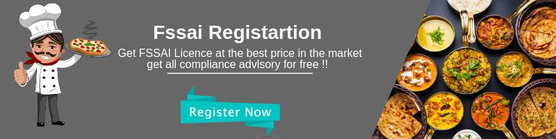 FSSAI Registration Online