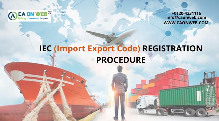 IEC (import export code)