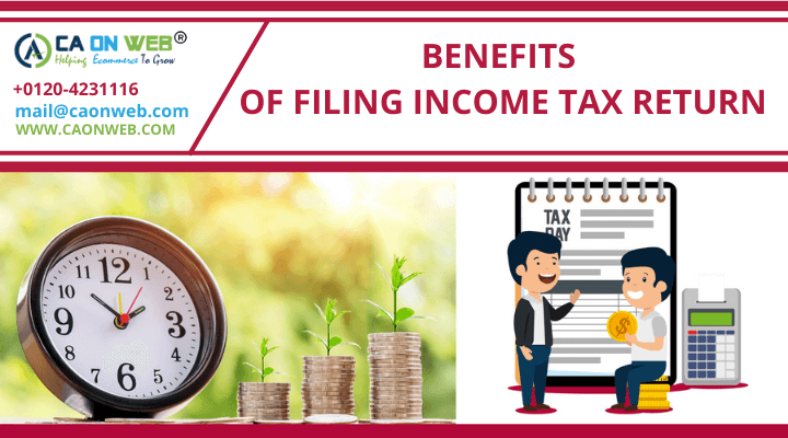 6 BENEFITS OF FILING INCOME TAX RETURN