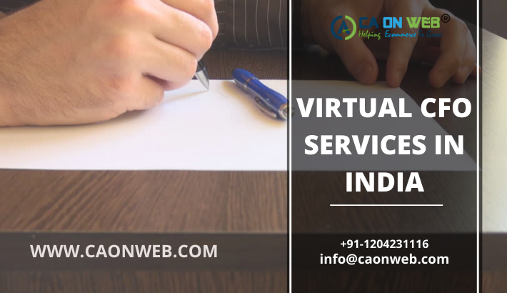 VIRTUAL CFO SERVICES IN INDIA