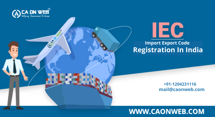 (IEC) Registration In India