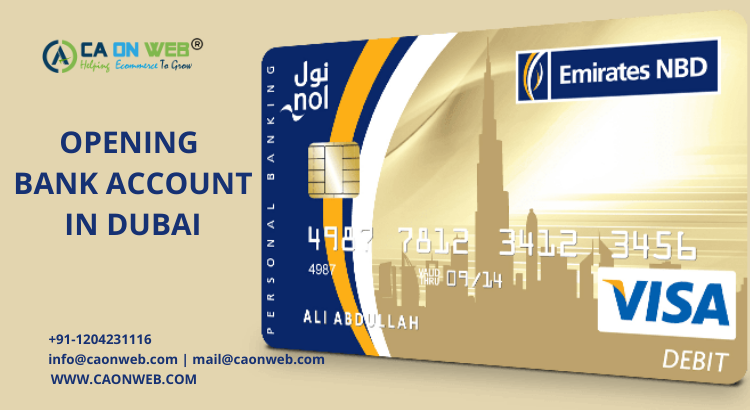 OPENING BANK ACCOUNT IN DUBAI